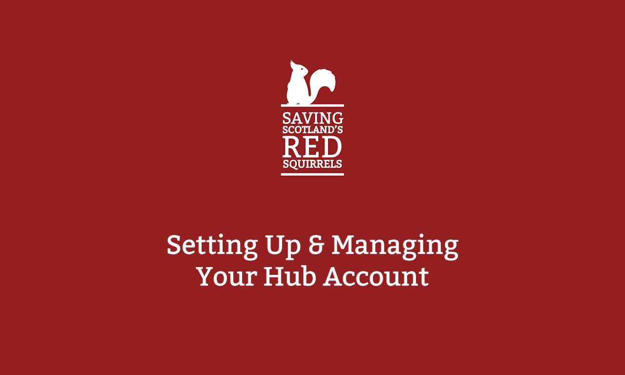 Community Hub Overview